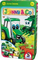 Schmidt Spiele John Deere Johnny & Co BMM Metalldose (60401144)