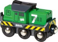 Brio® World BRIO Batterie-Frachtlok (42504378)