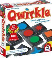 Schmidt Spiele Qwirkle SdJ 2011 (61026363)