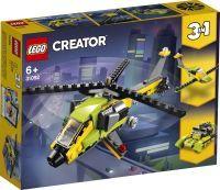 LEGO 31092 Creator Hubschrauber-Abenteuer, Konstruktionsspielzeug (31092)