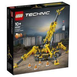 LEGO 42097 Technic Spinnen-Kran , Konstruktionsspielzeug (42097)