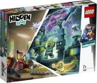 LEGO HIDDEN Side 70418 J.B.'s Geisterlabor