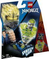 LEGO 70682 Ninjago Spinjitzu Slam - Jay, Konstruktionsspielzeug (70682)