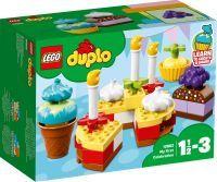 LEGO 10862 DUPLO Meine erste Geburtstagsfeier, Konstruktionsspielzeug (10862)
