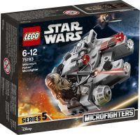 LEGO Star Wars 75193 Microfighter Millennium Falcon