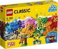 LEGO 10712 Classic Bausteine-Set - Zahnräder, Konstruktionsspielzeug (10712)