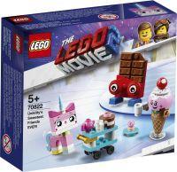 LEGO®, Einhorn-Kittys niedlichste Freunde ALLER ZEITEN! 7, LEGO Movie™ 2, 4,6x14,1x12,2 cm, 76 Teile, 70822