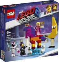 LEGO 70824 MOVIE 2 - Das ist Königin Watevra Wa'Nabi, Konstruktionsspielzeug (70824)