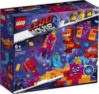 LEGO®, Königin Wasimma Si-Willis Bau-Was-Du-Willst-Box! 7, LEGO Movie™ 2, 9,5x26,2x22,2 cm, 455 Teile, 70825
