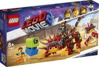 LEGO LEGO Movie 2 70827 Ultrakitty & Krieger-Lucy!