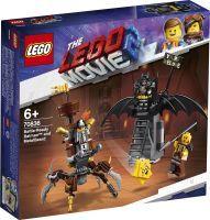 LEGO LEGO Movie 2 70836  Einsatz bereiter Batman u. EisenBart