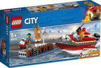 LEGO 60213 City Feuerwehr am Hafen, Konstruktionsspielzeug (60213)