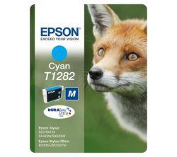 Epson Tintenpatrone cyan DURABrite T 1282