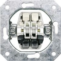 Siemens 5TA2154 DELTA Geräteeinsatz Jalousie-Schalter, mit elektrischer und mechanischer Verriegelung