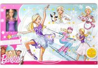 Mattel Barbie Adventskalender 2019, Puppe (GFF61)