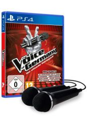 The Voice of Germany - Das offizielle Videospiel [+ 2 Mics] (PS4)