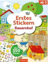 ars Edition Erstes Stickern Bauernhof (66919927)