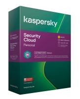 KASPERSKY LAB KASPERSKY Security Cloud Personal Edition 5 Geraete Sierra Box (DE) (KL1923G5EFS-20)