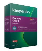 KASPERSKY LAB KASPERSKY Security Cloud Personal Edition 3 Geraete Sierra Box (DE) (KL1923G5CFS-20)