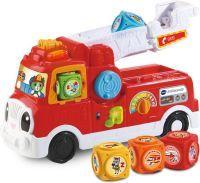 VTech ABC-Feuerwehr, Spielfahrzeug (80-608304)