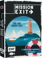 Edition Michael Fischer Mission: Exit # SOS auf hoher See! (67630416)