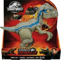 Mattel Jurassic World Dinofreundin Blue (32647910)