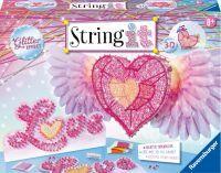 "Ravensburger Bastelsets ""String it Maxi: 3D-Heart"" ab 8 Jahre von Ravensburger"