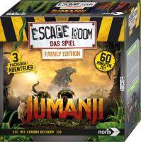 Simba Escape Room Jumanji