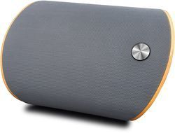 swisstone BX 710 Bluetooth Lautsprecher grau/braun