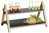 KESPER Etagere Platten Schiefer (38118)