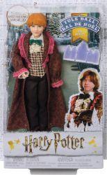 Mattel Harry Potter Weihnachtsball Ron Weasley Puppe (GFG15)