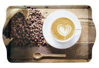 KESPER Serviertablett Coffee Cup (77429)