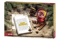 ROTH Adventskalender Rätsel&Tee (80276)