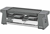 SPR schwarz Raclette 2 Compact (3037007001)
