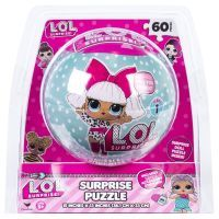 Spin Master LOL Doll Sphere Tin Puzzle 60T (60433453)