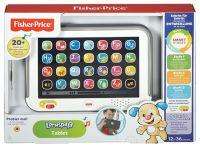 Fisher-Price Lernspaß Tablet (grau), Lerncomputer (CDG57)