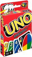 Mattel UNO Kartenspiel (62613106)