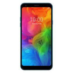 B-Ware LG Q7 - Smartphone - 16 MP 64 GB - Blau