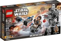 LEGO SW SKI SPEED.VS.ORDER WALKER75195