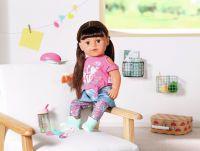 Zapf BABY born Soft Touch Sister brünett (50501604)
