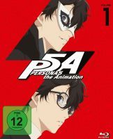 PERSONA5 the Animation Vol. 1 (Blu-ray)