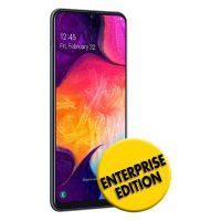 Samsung Mobile Samsung Galaxy A50 - Enterprise Edition  (SM-A505FZKSE34)