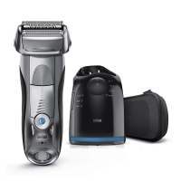 Braun Rasierer Series 7 Pulsonic - 7790cc Wet&Dry Clean & Charge