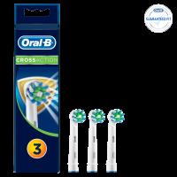 Oral-B Aufsteckbürsten CrossAction Bakterienschutz 3er