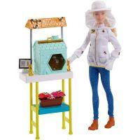 Mattel Barbie, Berufe Puppe DHB63, 6,03x21,6x32,39 cm