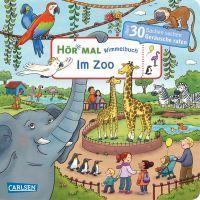 Carlsen Hör mal: Wimmelbuch: Im Zoo (67631137)