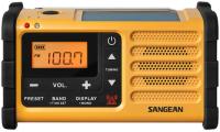 Sangean Solar-/Handkurbelradio digital MMR-88