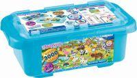 Aquabeads Mega Bastelbox Safari 3000 St. (63461423)