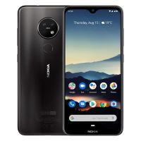 """B-Ware Nokia 7.2 64GB Black DS 6.3"""" EU Android (6830AA002186)"""