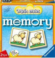 """Ravensburger Kinderspiele """"Mein erstes memory®"""" ab 30 Monaten Jahre Spiele von Ravenburger"""